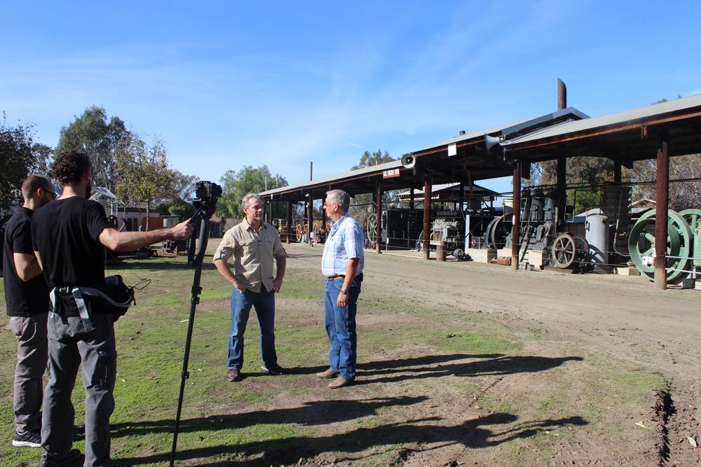 Antique Steam Museum