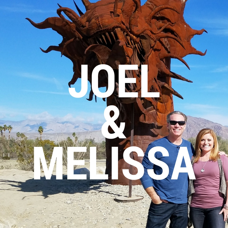 JOEL AND MELISSA NEW